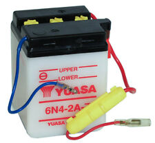 Genuine Yuasa 6N4-2A-7 6V Batterie Moto
