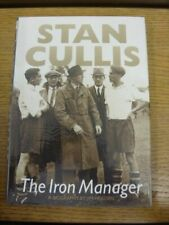 c2000 Hardback Football Book: Stan Cullis, The Iron Manager, A Biography By Jim