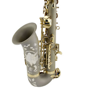 Eb Intermediate Alto Saxophone - The Wilmington Alto Saxophone