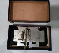 Vintage Franklin Standard Film Splicer For 8Mm & 16Mm with box