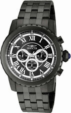 Invicta Specialty 19469 Men's Black Roman Numeral Analog Chronograph Watch Round