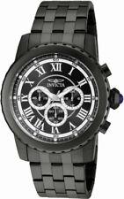 Invicta Specialty 19469 Men's Black Roman Numeral Analog Chronograph Watch Round