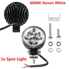 1Pcs 12W 6000K Xenon White Car Off-Road LED Work Light Driving Fog Spot Lamp DRL