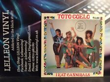 "Toto Coelo I Eat Cannibals 12"" Single Disco Special TIC10-12 Pop 80's"