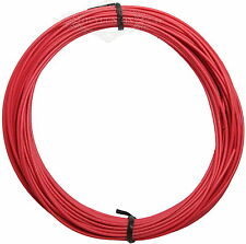 UL-1007 1-Pin 24AWG 3Meter Red  Stranded Flexible Hookup Wire Strip Cable Cord