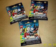 LEGO Batman Movie Series 2 MINIFIGURES SEALED 71020 set of 3