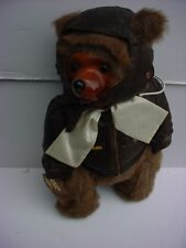 Robert Raikes Signed Lindy Glamour Bears of the 1920's 1986 New In Box