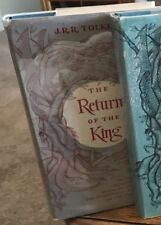 J.R.R. Tolkien THE LORD OF THE RINGS 1st U.S. 1st Printing Of RETURN OF THE KING