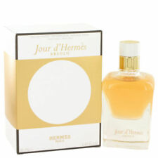 Jour D'hermes Absolu Perfume By HERMES 2.87 oz EDP Spray Refillable Sealed