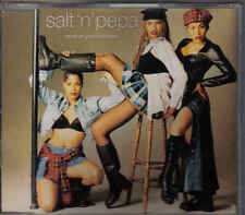 Salt N Pepa-none Of your Business cd maxi single