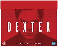 Dexter: Complete Seasons 1-8 [DVD]