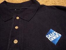 Mens Sam's Sams Club Walmart Work Employee Polo Golf Shirt