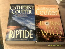 Riptide + Born To Be Wild by Catherine Coulter    (r)