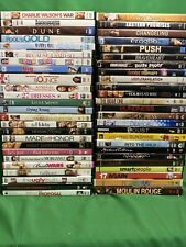 25 dvd movies wholesale lot