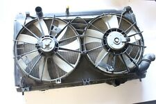 06 LEXUS IS350 RWD AT RADIATOR CONDENSER & COOLING FANS M3240