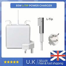 "UK 85W Mage Safe1 L-Tip Power Charger for Apple Macbook Pro 13"" 15"" 2006-2012"