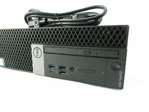 Dell Optiplex 7060 SFF Intel Core i5-8500 @ 3.00GHz 16GB RAM 512GB SSD DVD WIFI