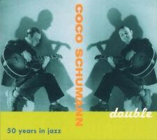 COCO SCHUMANN - DOUBLE-50 YEARS IN JAZZ 2 CD NEU