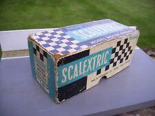 Années 1960 Scalextric C57 Aston Martin boîte vide