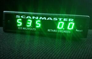 86-87 Turbo Regal TType GN Scanmaster 2.1 w/ GREEN Display Portable ECM Scantool