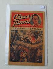 Claus Timm (Freya, Vorkrieg) Nr. 17 (Z2)