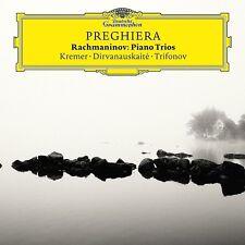PREGHIERA - KREMER,GIDON/TRIFONOV,DANIIL/DIRVANAUSKAITE,GIEDRE   CD NEU