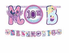 My Little Pony Friendship Adventures Birthday Banner Kit