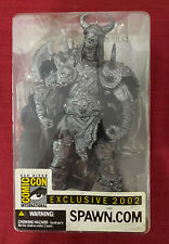 New McFarlane 2002 Comic Con Exclusive Spawn Bloodaxe Figure Series 22 Sdcc