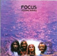*NEW* CD Album Focus - Focus II Moving Waves (Mini LP Style card Case)