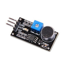 10PCS LM393 Microphone Sound Sensor Voice Module For Acoustic Control Light