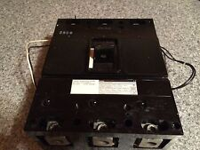 JD3-B400 Siemens ITE Circuit Breaker 3 Pole 400 Amp 240V With Shunt Trip