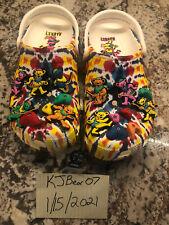 NEW Crocs Grateful Dead x Chinatown Market. Size  6, 7 M/  8, 9 W. FREE SHIP