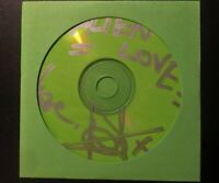 New! Autographed DANIEL ASH ~ ALIEN LOVE SIGNED CD - of Love and Rockets Bauhaus