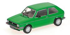 1:43 Volkswagen Golf 1980 1/43 • MINICHAMPS 400055100 #
