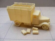 MGM 080-282 1/72 Resin WWII German Ford V3000 S Horseboxes