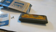 NOS 1965 1966 FORD GALAXIE LTD CUSTOM 500 QUARTER ARMREST PAD IN BROWN NEW