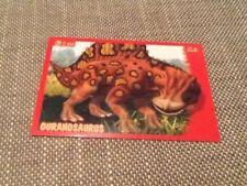 #141 Panini Dinosaurs Like Me sticker / unused / Ouranosaurus