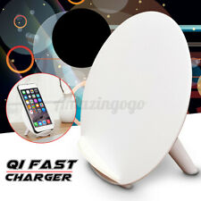Qi Wireless Charger Stand Charging Dock Holder Pad For iPhone XS/XS Max/XR  g