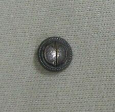 Christian Dior logo Vintage Original Pewter tone button *for Blazer SprtCoat 1pc
