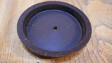 """1 x 3 1/4"""" LEATHER GARDEN  PUMP CUP WASHERS  GARDEN SUCTION PIPE BARREL SYPHON"""