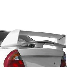 For Mitsubishi Mirage 97-01 Duraflex Evo 6 Style Fiberglass Rear Wing Unpainted