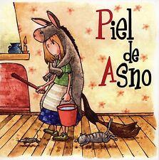 PIEL DE ASNO CD CON 4 CUENTOS VIEJO PERRO SULTAN. PRINCESA GUISANTE. JUAN SUERTE
