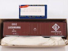 Roundhouse 1258 HO 50' Boxcar Kit Erie Lackawanna EL #68375