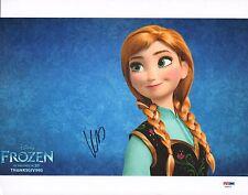 Kristen Bell Signed 11x14 Photo PSA/DNA COA Frozen Movie Anna Picture Autograph