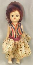 Carol Sue Doll Hard Plastic Admiration Doll Co 1958 Vintage Sweet