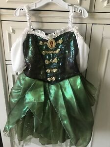 Disney Pirate Fairy ZARINA dress costume 5/6 Tinkerbell