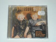 DISCLOSURE Settle CD 2014 Electronica DANCE Sealed