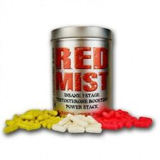 RED MIST TEST BOOSTING POWER STACK. RRP £49.99