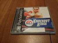 Knockout Kings PlayStation1