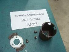 73 yamaha sl338f 338 sl EL? gp? 72? 74? d f recoil starter cup catch latch